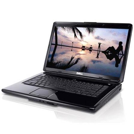 Notebook Inspiron 15 Vermelho com Intel® Pentium® T4200 (Dual-Core) / 4GB / HD 250GB / DVD±RW / Tela 15.6