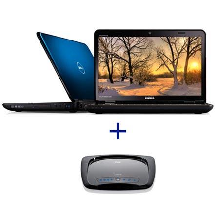 Notebook Dell 14R3240 Azul Core i5, 4GB, HD750GB