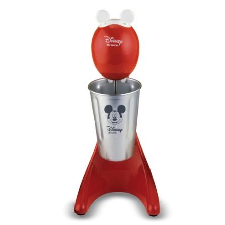 Milk Shaker Disney Ariete com 2 velocidades, Cor Vermelha - 625, 110V, 220V