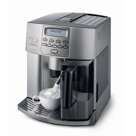 Cafeteira Espresso Magnifica com Sistema Automático / Utilização de Grão e Pó / Faz 1 ou 2 Xícaras de Café - DeLonghi -, 110V