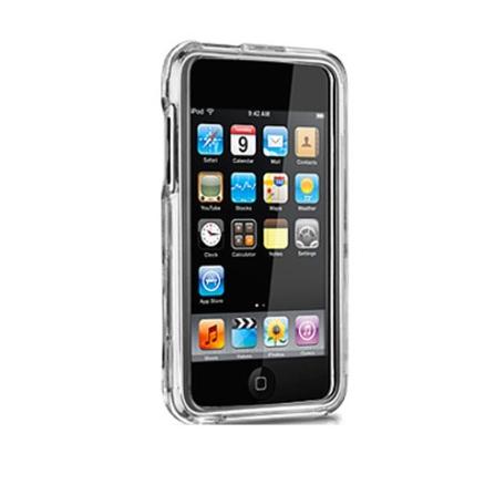 Capa Transparente em Policarbonato para iPod touch / Protege Contra Arranhões e Impactos - DLO - DLA7105617, Não se aplica, 03 meses