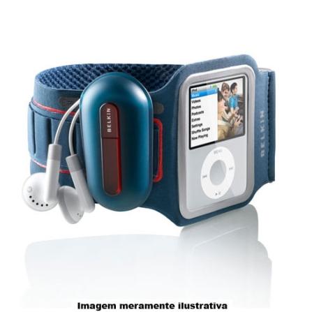 Braçadeira Azul para iPod nano 3G - Belkin - F8Z200MBL