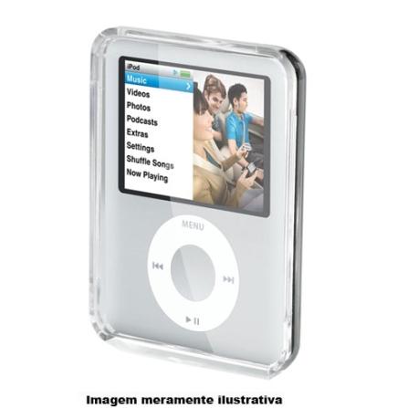Capa Acrílica para iPod nano 3G - Belkin - F8Z215