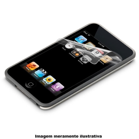 Protetor Plástico Incolor para iPod touch - Belkin - F8Z230