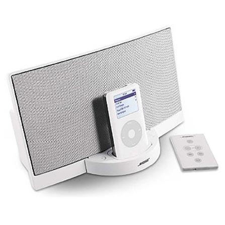 Sistema de Áudio para iPod® SoundDock Bose