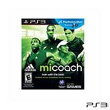 Jogo miCoach by Adidas para PlayStation 3