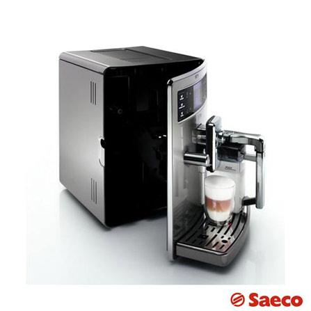 Máquina de Café Espresso Automática Saeco, 110V, 220V, Espresso automática, Grãos e Pó, 24 meses
