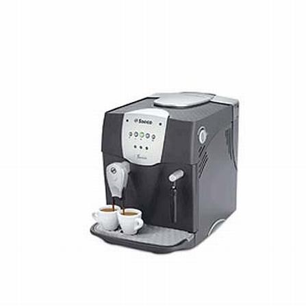 Cafeteira Espresso Incanto Preto c/ Prata Saeco - INCANTO_1, 110V, 220V