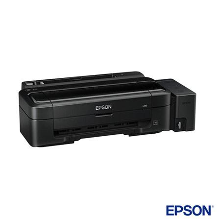Impressora Epson L110 Tanque de Tinta, Bivolt, Bivolt, Colorida, Jato de Tinta, 27 ppm