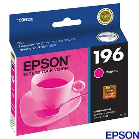 Cartucho de Tinta Epson Ultra Ink Magenta, Cartuchos