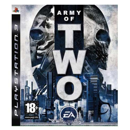 Jogo Army of Two para PS3 - ARMYOFTWO