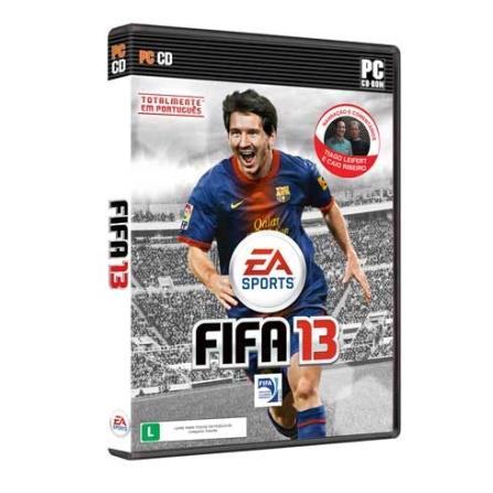 Jogo FIFA 13 BR para PC - Eletronics Arts - PCFIFA13