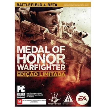 Jogo Moh : Warfighter BR para PC - EA - PCMOHWARFIGH