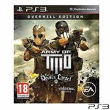 Jogo Army of Two: The Devil's Cartel para PlayStation 3