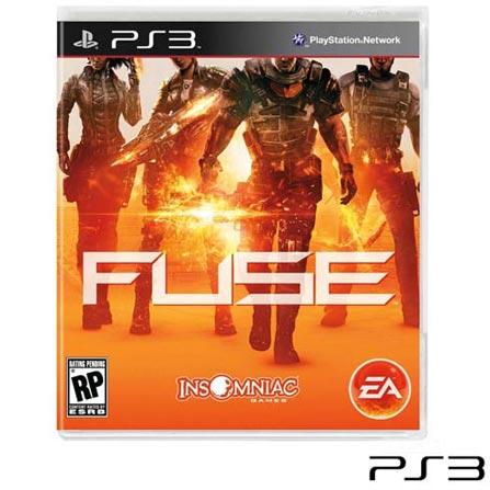 Jogo Fuse para PS3