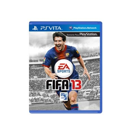 Jogo FIFA 13 BR para PS VITA - Eletronics Arts - PSVFIFA13