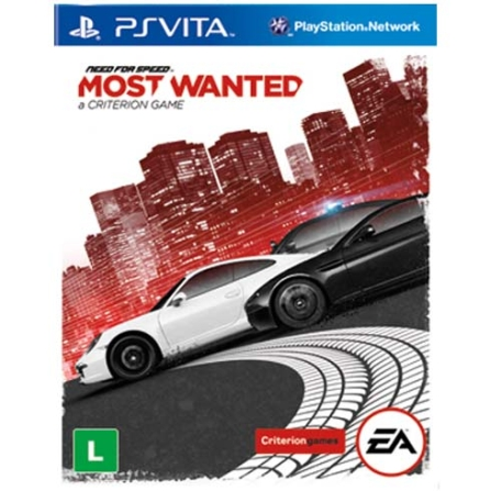 Jogo Need For Speed: Most Wanted para PS Vita