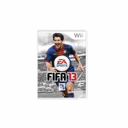 Jogo FIFA 13 BR para Nintendo Wii - Eletronics Arts - WIIFIFA13