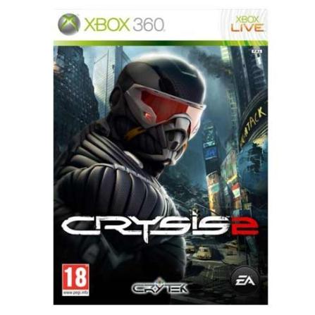 Jogo Crysis 2 para XBOX360 - XBCRYSIS2