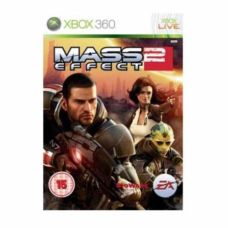 Jogo Mass Effect 2 para XBOX 360 - XBMASSEFECT2