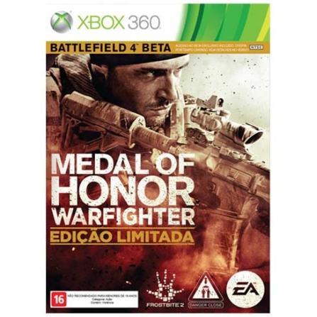 Jogo Moh : Warfighter BR Edição Limitada para XBOX 360 - EA - XBMOHWARFEDL