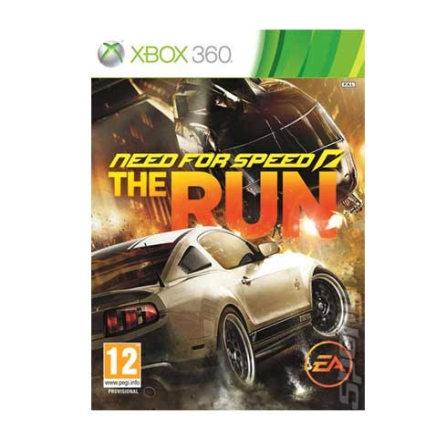 Jogo Need For Speed :The Run - XBNEEDTHERUN
