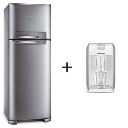 Refrigerador 430L + Purificador - Electrolux, 220V, LB