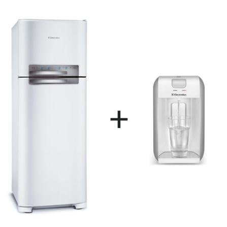 Refrigerador 430L + Purificador - Electrolux, 110V, LB