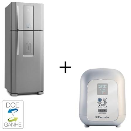 Refrigerador Electrolux + Umidificador de Ar, 110V, 220V