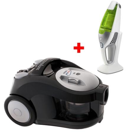 Aspirador de Pó Easy+Aspirador Portátil Electrolux, 110V