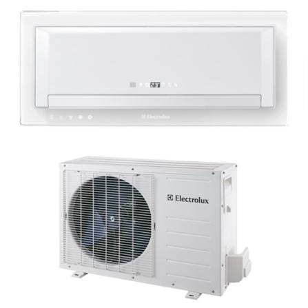 Condicionador de Ar Split Concept 12000Btus / Frio com Timer Digital / Branco - Electrolux - HE12F_HP12, 220V, 12.000 BTUs, Split, 12.000 a 18.500 BTUs