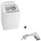 Lavadora de Roupa Electrolux + Steamer Portátil