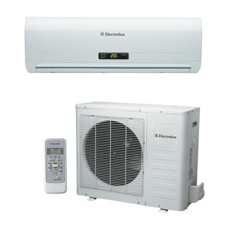 Condicionador de Ar Split 24.000Btus / Quente/Frio / Cinza - Electrolux - CJSE24RERBB2, 220V, LA, 24.000 BTUs, Split, Acima de 23.500 BTUs