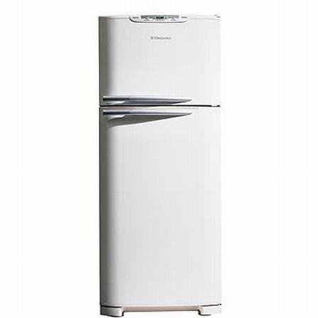 Refrigerador Frost Free 382L Branco Electrolux - DF41, 110V, 220V, LB, De 351 a 500 litros, 02 Portas, 02 Portas, Sim, 382 Litros, 54,2 KWh/mês (110V), Branco, 01 ano