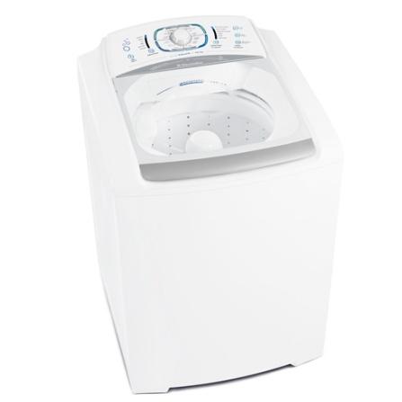 Lavadora de Roupa 12Kg Água quente Electrolux, 110V, 220V, Branco, Acima de 10 kg, 12 kg, Lavadora