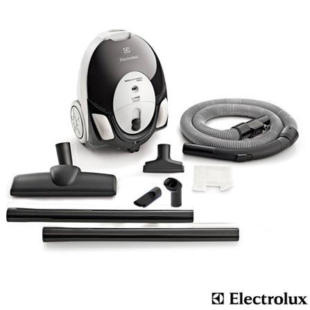 Aspirador de Pó Super Compacto Listo LIS11  Electrolux 1400W com Regulador de Sucção, 110V, 220V