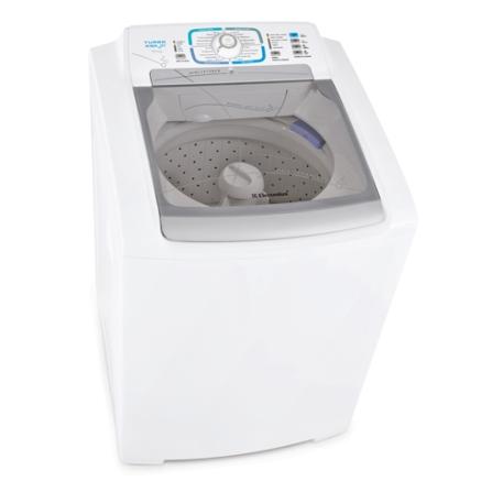 Lavadora de Roupas 15Kg Electrolux, 110V, 220V, Branco, Acima de 10 kg, 15 kg, Lava-Seca