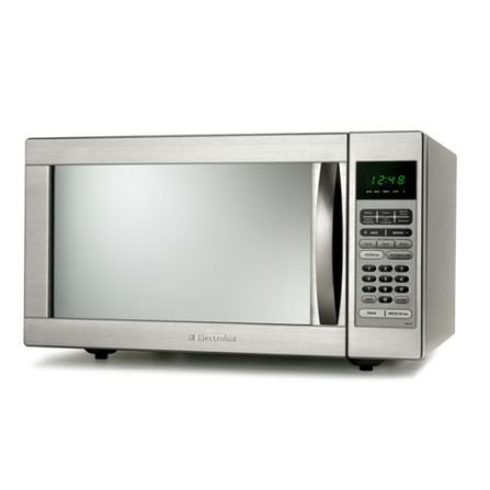 Forno de Microondas 45L Inox Electrolux, 110V, 220V, Acima de 30 litros