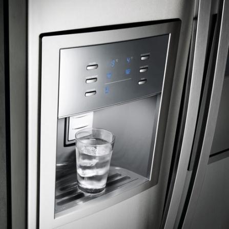 Refrigerador Side bySide 504L FrostFree Electrolux, 110V, 220V, Inox, Acima de 500 litros, 504 Litros, 170 Litros, 334 Litros, Classe A, Sim, Sim, Sim, 12 meses, 02 Portas, Side by Side