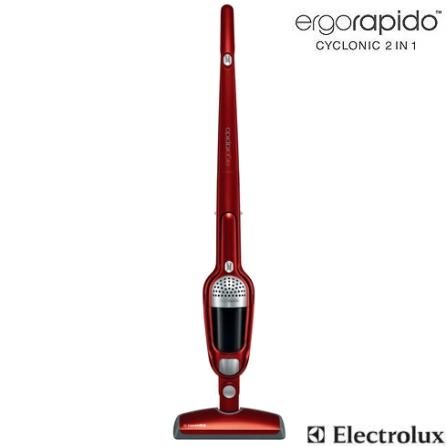Aspirador Portátil Ergorápido Cyclonic Electrolux - ZB271V112406, 110V, 220V