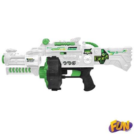 Machine Gun Max Steel – Fun, BQ, Plástico, 3 meses
