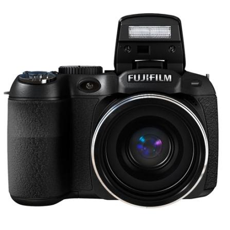 Câmera Digital Fujifilm S2950 com Resolução 14MP, Tela LCD de 3.0