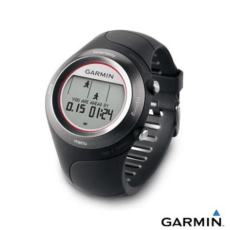 Relógio Esportivo Garmin Runner 410 Preta,