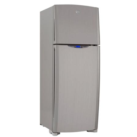 Refrigerador Duplex Frost Free 418L GE, 110V, 220V, LB, 02 Portas, De 351 a 500 litros
