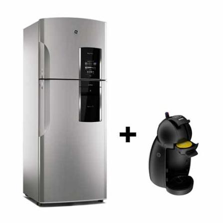 Refrigerador GE 2 Portas 505L Inox  - GS1951, 110V, 220V