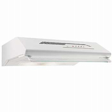 Depurador de ar 60cm / Branco - GE - JENM1E0F1WH, 110V, LB, 60 cm