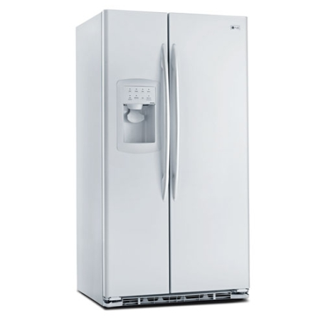 Refrigerador Side by Side 548L Frost Free GE, 110V, Branco, Acima de 500 litros, 548 Litros, 167 Litros, 381 Litros, Classe A, Sim, Sim, Sim, 12 meses, 02 Portas, Side by Side