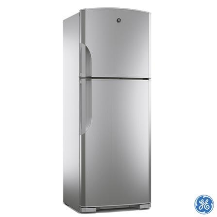 Refrigerador 2 Portas GE 600MD Cycle Defrost 422L Inox, 110V, 220V