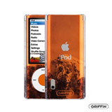 Capa iClear Sketch para iPod Nano 5G Griffin - GB01414