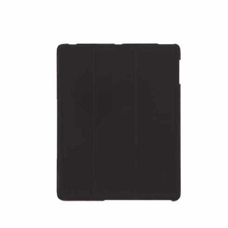 Capa Intellicase Preto para iPad 2 e Novo iPad - Griffin - GB02552